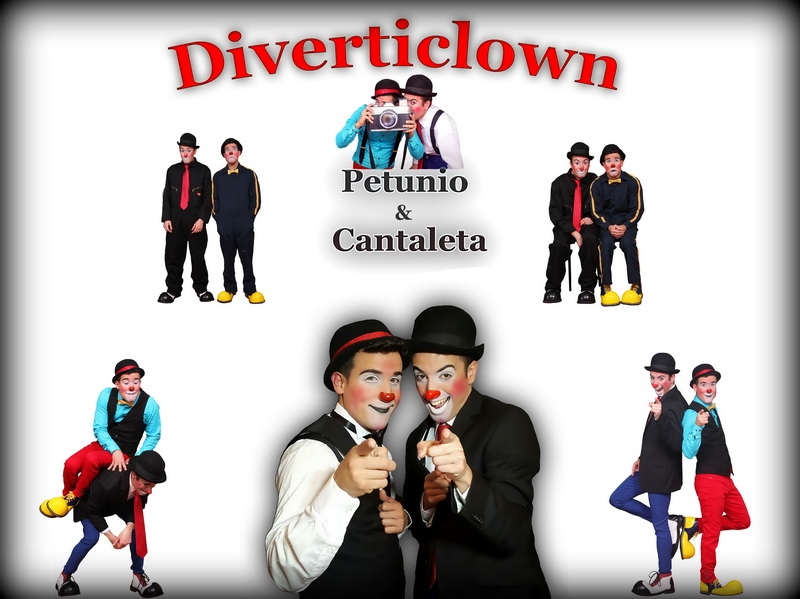 Diverticlown-party-boy
